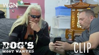 Dog's Most Wanted | Episode 6 Clip: Dog Discusses Jamie Jungers | WGN America