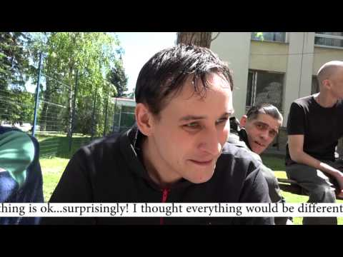 INTERVIEW WITH THE UKRAINIAN WAR PRISONER IN LUGANSK ENG SUBS