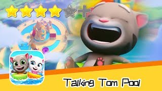 Talking Tom Pool - Level 255-258 Walkthrough Let's help them! Recommend index four stars