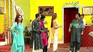Zara Jhoom Jhoom Iftikhar Thakur and Zafri Khan Trailer New Pakistani Stage Drama Full Comedy Funny