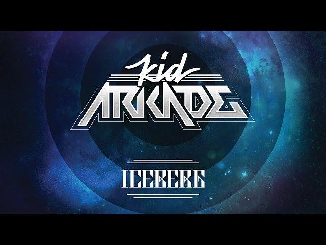 Kid Arkade – Iceberg (Cover Art)