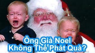 Top 5 Điều Làm Cho Ông Già Noel Không Thể Phát Quà