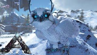 今回は雪のマップを探索し、スノーオウルをテイムするぞ! -チャンネル...