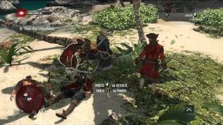 Assassin's Creed 4 Black Flag Gameplay GeForce GT 220