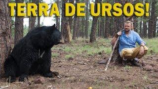 ALASCA, A TERRA DOS URSOS! BASTIDORES SELVAGEM RICHARD RASMUSSEN
