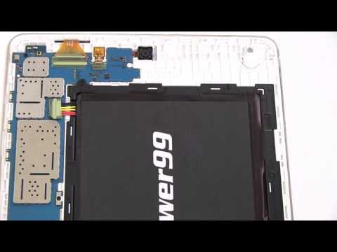 How to Replace Your Samsung GALAXY Tab A 9.7 SM-T550 Battery