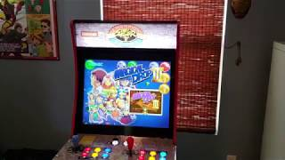 """Arcade1Up Mod: 20"""" LCD replacement and lit Marquee"""