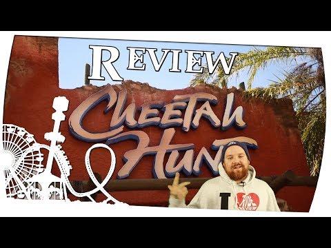 Cheetah Hunt - Busch Gardens Tampa Bay - Ride Review