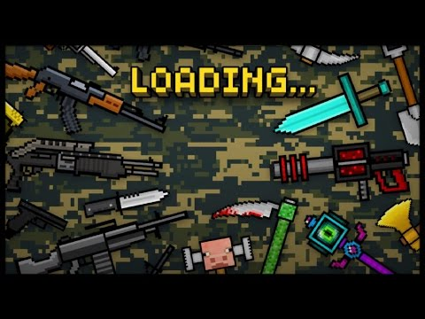 Pixel Gun 3D ALL Weapons in Old Version!