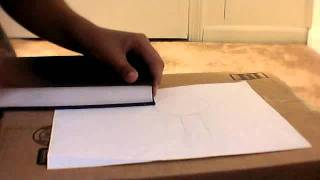 how to draw a ray gun easy
