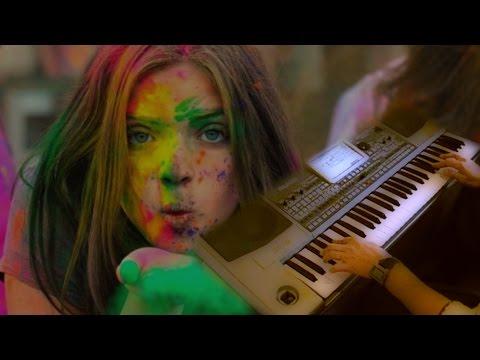 holi khele raghuveera on keyboard-(Baghban)