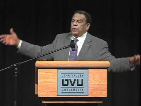 UVU: Andrew Young MLK Keynote