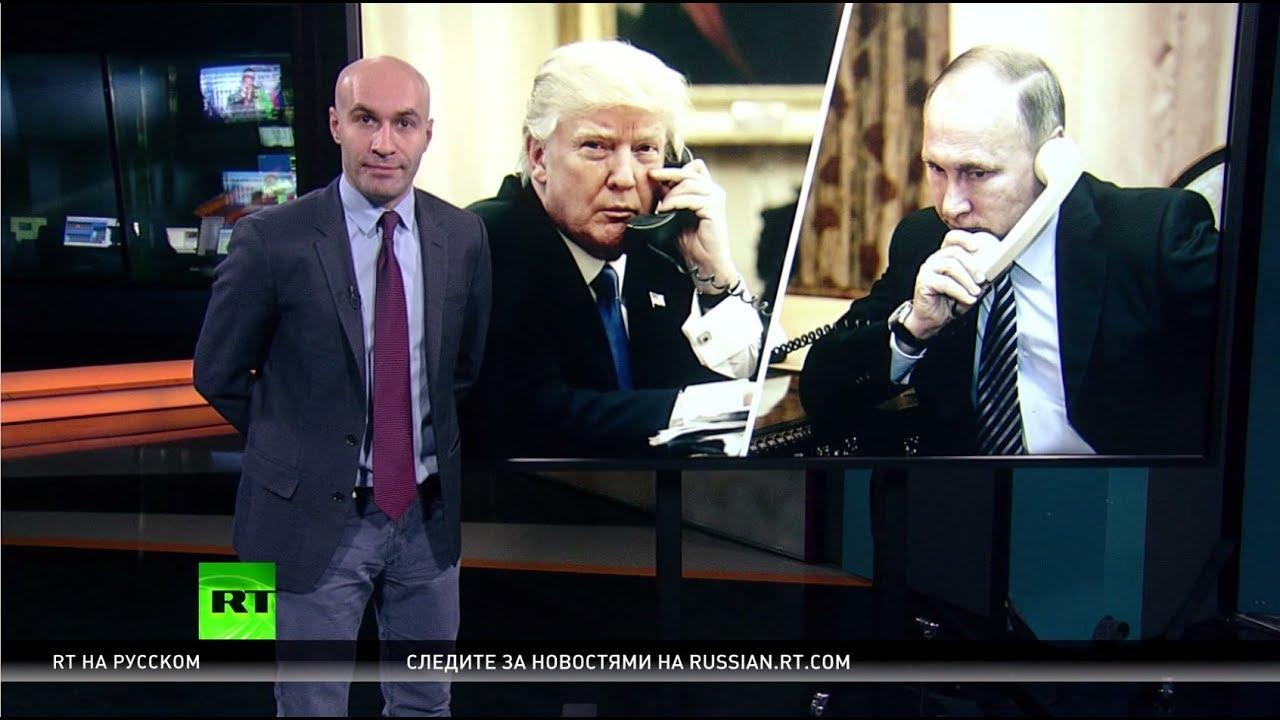 «С Россией нужно ладить» — Трамп отреагировал на критику за поздравление Путина с победой