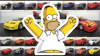 Тачки на продажу #1 - Jaguar, Bugatti, Ferrari