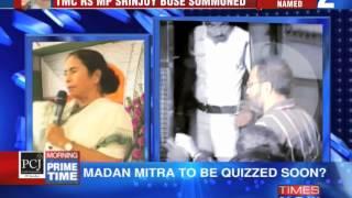 CBI Summons Madan Mitra