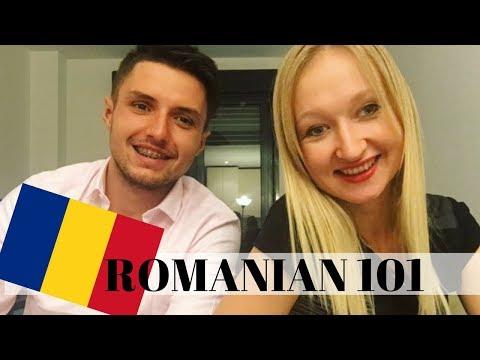 Learn Romanian - Romanian Language Basics For Your Trip!