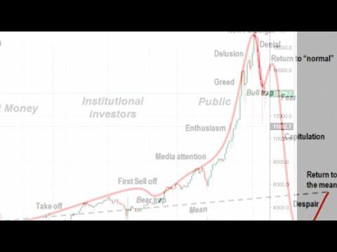 Bitcoin WILL CRASH Bubble Bursting Warning!