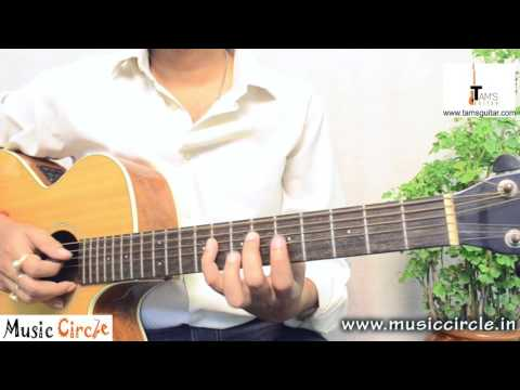 Guitar likhith kurba guitar tabs : Tum Hi Ho Guitar Tutorial