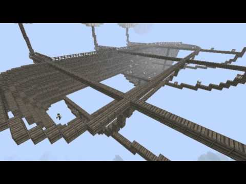 Minecraft Timelapse - Steampunk Airship - YouTube