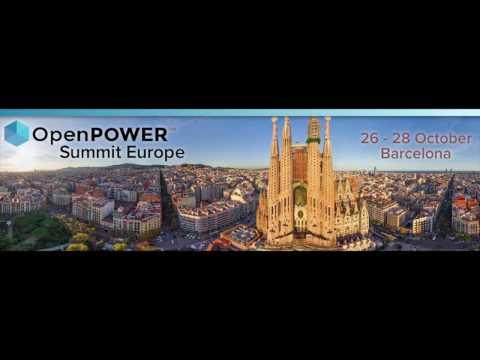 OpenPOWER Summit Europe 2016 - GPU-Accelerated Database