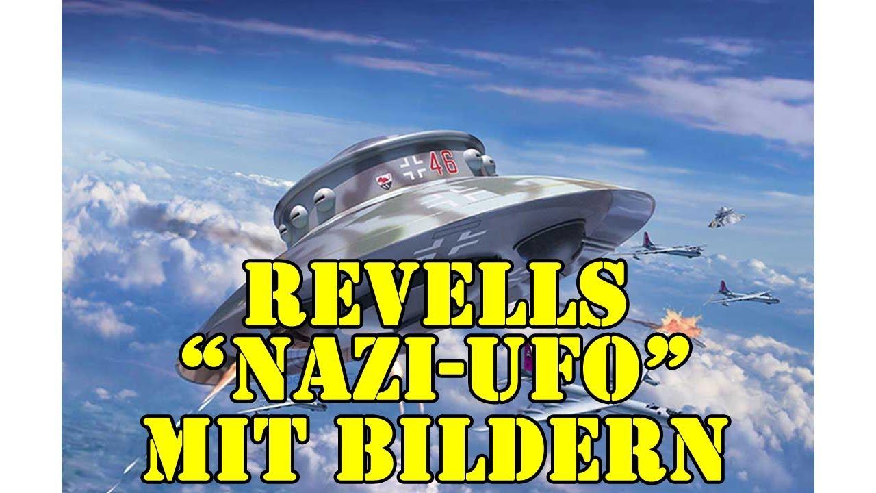 Revell 03903 Das Nazi Ufo In Aller Munde Mit Detailbildern