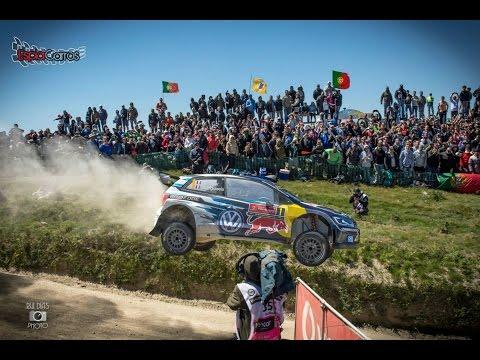 ★★★★★ WRC Vodafone Rally De Portugal 2015 - Salto Da Pedra Sentada (FullHD) [Show&Jumps]