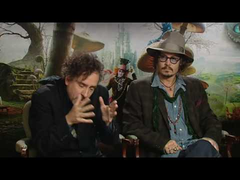 Why Burton and Depp always work together