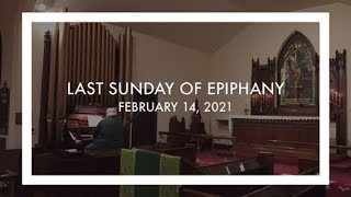 St James Episcopal Church Eufaula Morning Prayer February 14