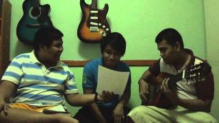 """JAM Session - """"SULAT"""" + Yes Yes Show by Parokya ni Edgar (Emjhay and Mico Feat. AA)"""