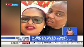 Police in Juja holding a man and woman over the murder of a 40 year old woman