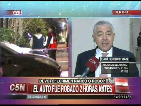 C5N - POLICIALES: ASESINARON A ABOGADO DE NARCOS (PARTE 2)