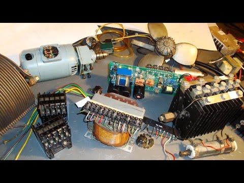 TPAI Lab Report # 001:  Reverse Engineering / Welding Machines