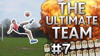 FIFA 16 - OVERHEAD KICK CHALLENGE | The Ultimate Team #7