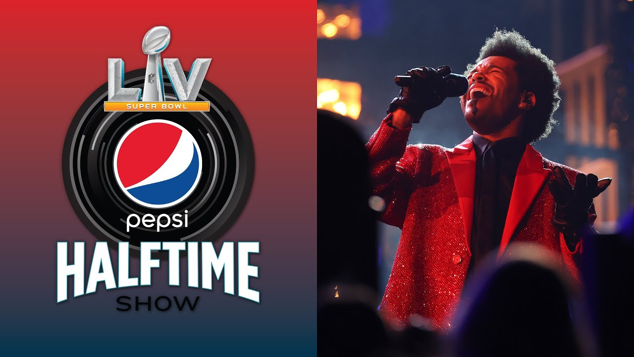 Watch the Super Bowl 2021 halftime show with The Weeknd