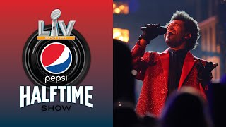 The Weeknd S Full Pepsi Super Bowl Lv Halftime Show MP3