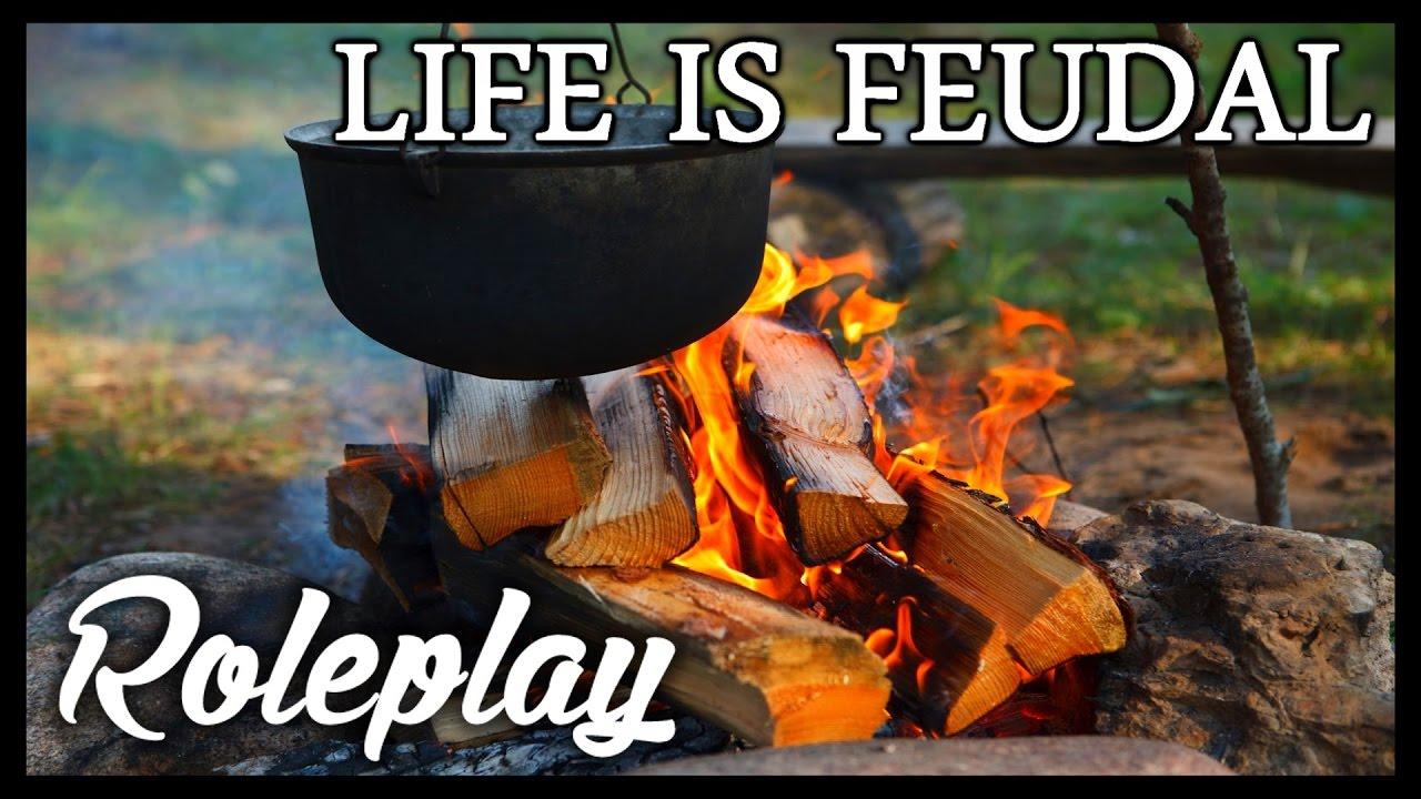 Life is feudal mmo кулинария ролевая игра word of warkraft