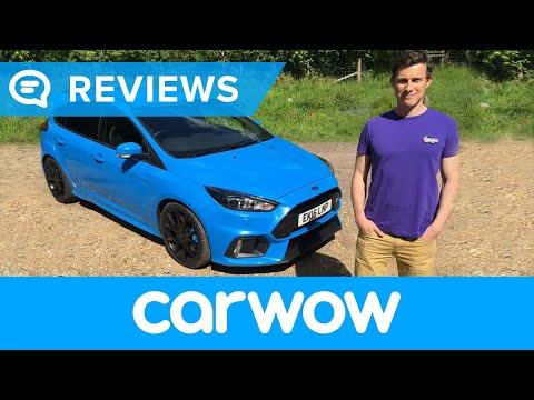 Ford Focus RS Hot Hatch 2017 review | Mat Watson Reviews