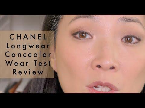 Chanel Longwear Concealer Wear Test & Review