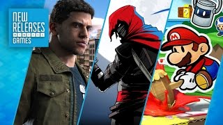 Mafia 3, Paper Mario Color Splash and Vermintide! - New Releases