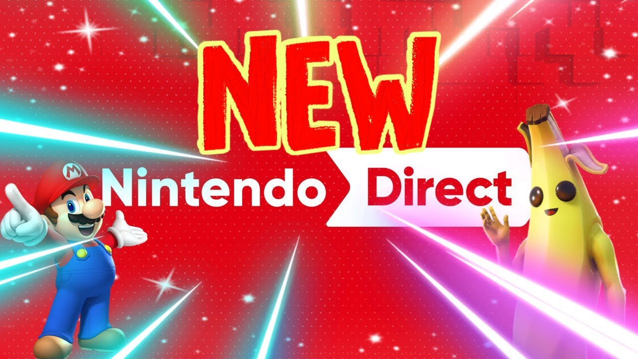 Next Nintendo Direct To Air Today, 23rd September 2021