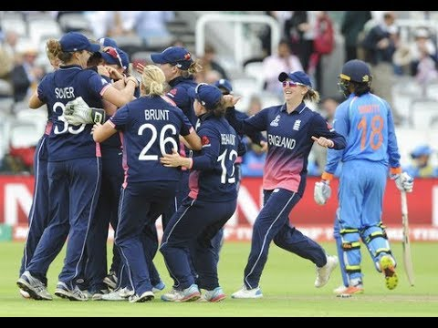 WWC17: England beat India by 9 runs to lift ICC Women's World Cup