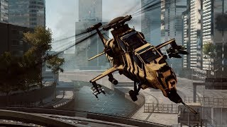 Battlefield 4 | PC | Carried by Spurr | Attack Chopper Gameplay