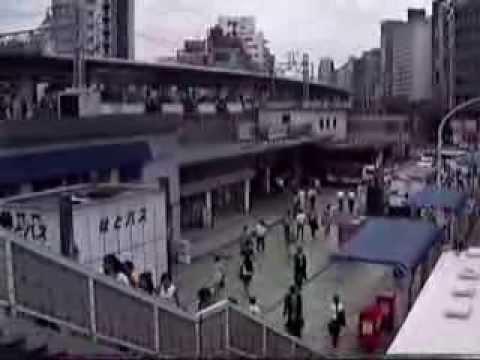 1991 Gotanda Afternoon 五反田午後 910819