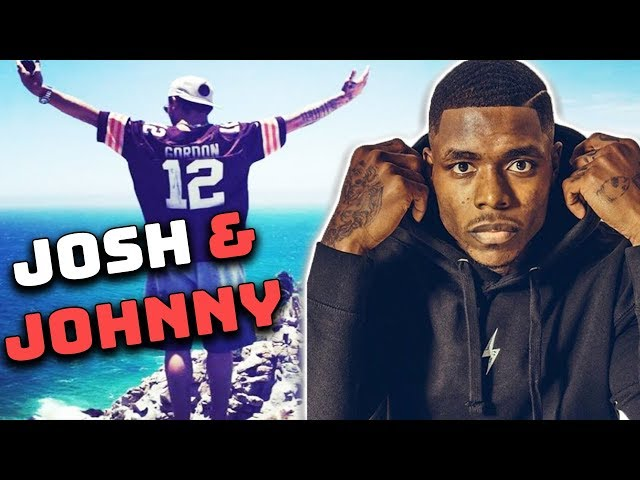 What Happened to Josh Gordon? Part 2: Josh & Johnny (NFL Days)
