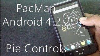 Android 4.2.2 Jellybean  for Desire HD,S & Incredible S -Pacman  - CM 10.1 AOSP and PA 3