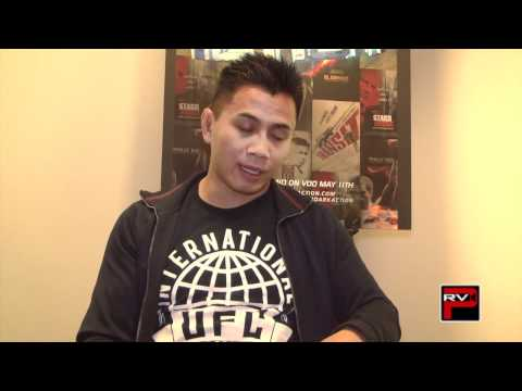 Cung Le talks about Dragon Eyes UFC Fight and upcoming films