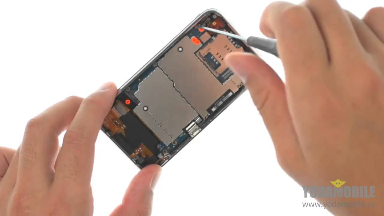 замена акб iphone 3g