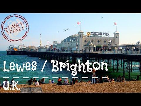 Travel / Lewes - Brighton - U.K.
