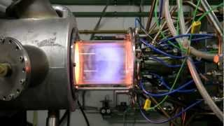 Fire and flame -- TUM-engineers develop next-generation gas turbines