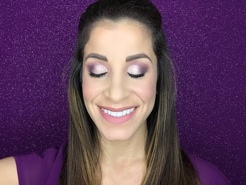 Younique mineral pigment and eyeshadow tutorial w/ Spanish subtitles